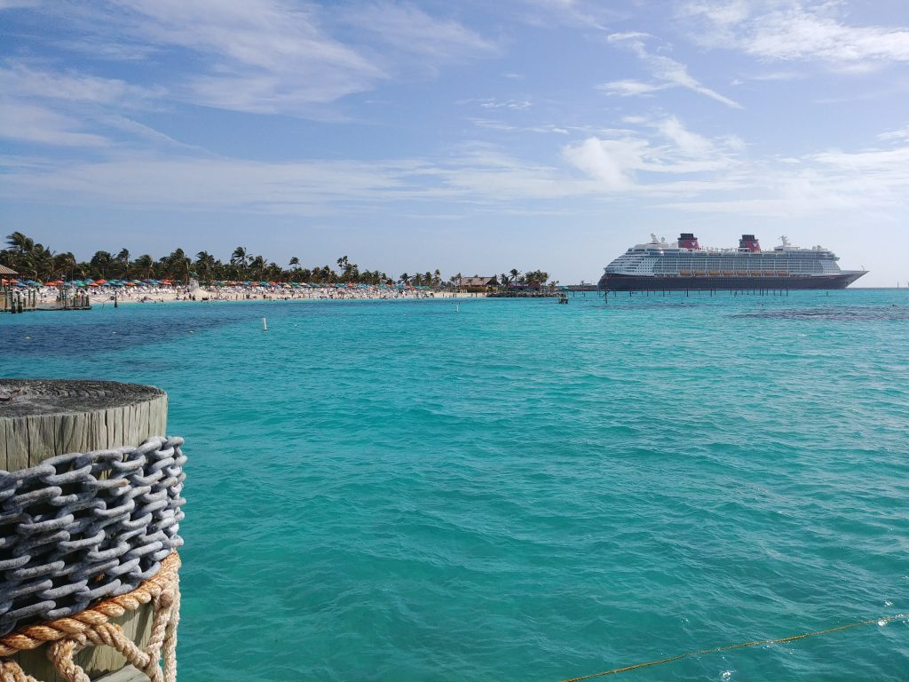 disney dream castaway cay