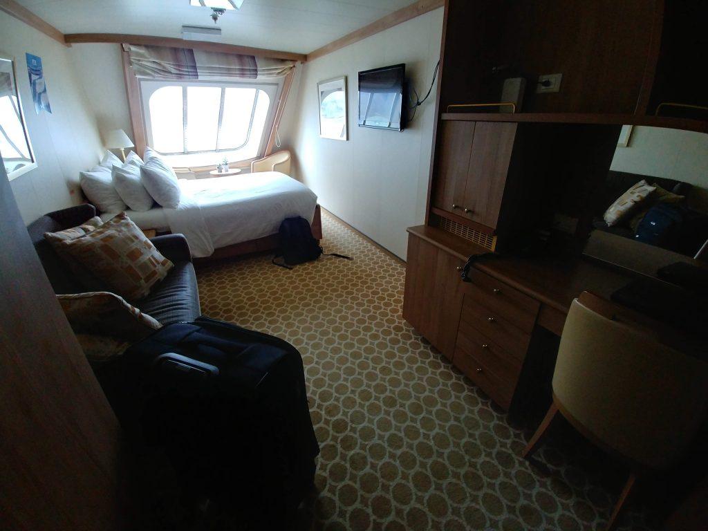 officer cabin cruise ship